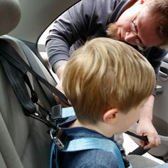 Keep Special Needs Individuals Safe And Secure In The Back Seat With The EZ-ON Adjustable Push Button Safety Vest. Shop Seating Aids Online With eSpecial Needs! Fried Shrimp, Special Needs Kids, Hospitals, Behavior, Safety, Medicine, Vest, Buttons, Car
