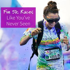 Fun Races Like You've Never Seen - If the thought of training for a makes you want to curl up in a fetal position and breath deeply into a brown paper bag, you aren't alone. It can be hard to find the motivation to train for months just to cross a f Fitness Tips, Health Fitness, Marathon Running, Running Motivation, Training Plan, Running Tips, Get Healthy, Healthy Mind, Fitness Fashion