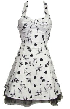 Rockabilly dress by Hearts and Roses
