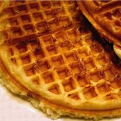 Waffle House Waffles on BigOven: The quintessential waffle house waffle recipe! Perfect for weekend mornings, and these can be frozen for later in the week too.