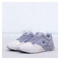 Le Coq Sportif Omega X: Grey/White