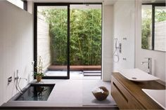 meditation room with bamboo focus - Google Search