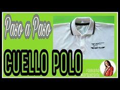 Como Coser Cuello de Polo – Mi Mundo De Moda – Costura Corte y Confeccion Kebaya Brokat, Camisa Polo, Diy Projects To Try, Cute Outfits, Couture, Instagram, Tips, Mens Tops, Men's