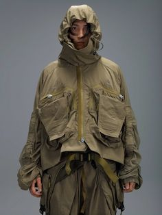 Check out men's jackets choices. Military Inspired Fashion, Military Fashion, Mens Fashion, Tecno, Field Jacket, Utility Jacket, Swagg, Streetwear Fashion, Mantel