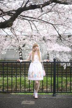 Model: Himezawa, Photographer: Noriyuki Naritomi Main Theme, Fashion Labels, Lolita Fashion, Ponytail, Pretty Girls, Fashion Show, Gallery, Model, Baby