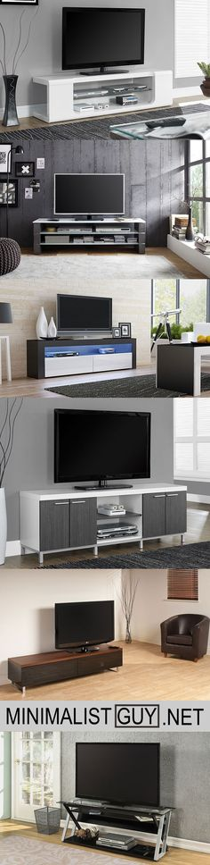 Jan 31 Best Modern TV Stands Under $500
