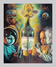 St. Augustine Art Gallery | Absente Giclées | Absolute Americana Art Gallery in St. Augustine, Florida