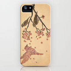 Blossom Bird  iPhone Case