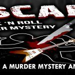 "Come experience both a murder mystery and escape room night with our new production called ""Escape:"