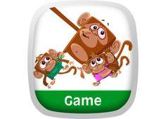 LeapPad™ Game App: Stretchy Monkey 2: Big City Hijinks