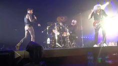 Queen + Adam Lambert - Under Pressure  (Live @ Metro Radio Arena, Newcas...