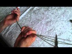 ▶ Tutoriel collier tressé en aluminium : Cathoo Crea - YouTube