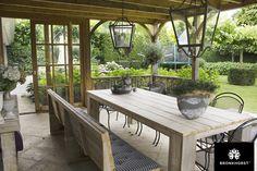 Eikenhouten veranda, Harderwijk 4