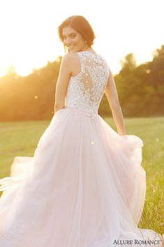 854df8455d29 37 Best Allure images | Bridal gowns, Dress wedding, Bride dresses