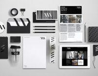Creation Visual Merchandising 2013 Branding by Cindy Forster, via Behance
