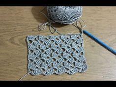 Der neue Crochet Knit Vest Model Making & Cardigan, Shawl, Vest etc can be made & C . Freeform Crochet, Crochet Lace, Crochet Stitches, Crochet Patterns, Knit Vest, Crochet Videos, Crochet Gifts, Holidays And Events, Crochet Projects