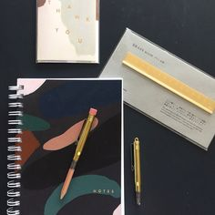 It only seems right to mention that we're now stocking this beautiful brass Japanese stationary line - The Travellers Company. We visited their perfect little shop at Naka Meguru here in Japan yesterday 👌🏼 #anewtribe #anewtribetravels #japanesestationary #thetravellerscompany #brassstationary #shopindependent #homewares #homeaccessories #vase #cushion #livingroom #bedroom #textiles #interiordesign #livingroomideas #tribal #housedecor