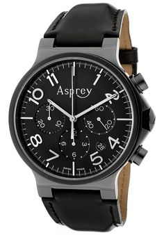 Asprey of London watch _Ʀᗩмᗩ_ London Watch, Cool Watches, Men's Watches, Men Closet, Luxury Watches For Men, Beautiful Watches, Looks Cool, My Guy, Swagg