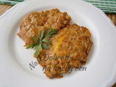 Recept Rarášci z vepřové kýty | Naše Dobroty Chicken, Meat, Cubs