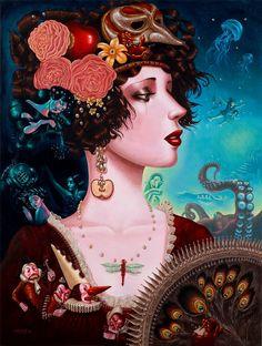 Artist: Michelle Mia Araujo