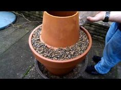 ▶ Making a DIY Tandoor oven - very cheap - YouTube - similar in some respects to Alton Brown's on the curry episode