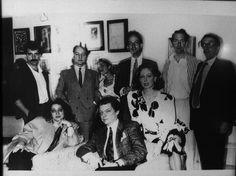 Alberto Kalach, Zaha Hadid, Jean Nouvel, Enrique Norten, Rem Koolhaas, Abraham Zabludosvky