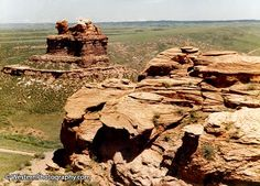 The territory along Interstate 80 between Laramie and Cheyenne Wyoming is another likely early summer destination for a Thelma and Louise getaway, sans the tragic ending.