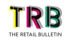 Some tasty #chromatictype for  - smart new logo for @RetailBulletin news service  @NovoTypo  via @Birmingham_81