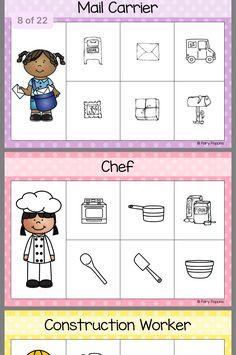 Visual Perception Activities, Social Studies Activities, Toddler Learning Activities, Preschool Activities, Kids Learning, Activities For Kids, English Worksheets For Kindergarten, Kindergarten Lessons, Worksheets For Kids