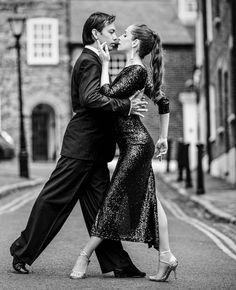 Kim & David Benitez - Tango Movement London