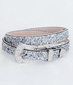 Ariat Glitz Belt - Women's Accessories   Buckle