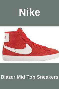 5cfdb9fc457 NIKE Blazer Mid Top Sneakers. Nike Sneakers