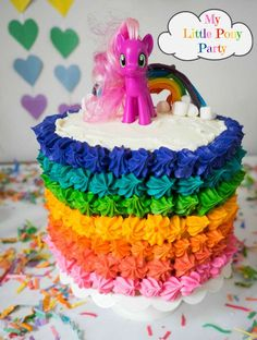 My Little Pony Birthday Party Ideas | Photo 4 of 25