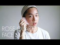ROSE QUARTZ Face Massage & In-Depth DEMO | Lapis Darling - YouTube