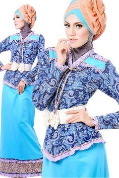 Busana Muslim Trendy Untuk Wanita Muslimah Trendy For More info Please visit : http://www.plazabajumuslim.com/baju-muslim-trendy-untuk-wanita-muslimah-trendy/