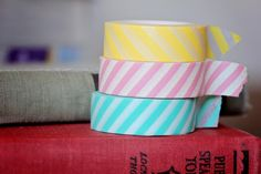 Washi tape from Downtown Tape!