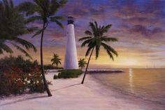 Lighthouse-Key Biscayne