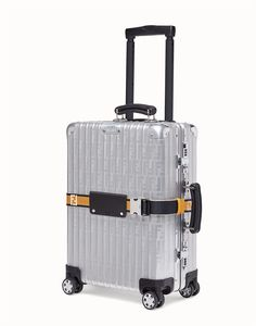 5179ee080f9 Fendi for Rimowa cabin size Travel Tags, Rimowa Luggage, Travel Luggage,  Fendi,