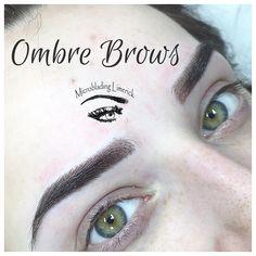 "4e57c83f24f403 Lisa Cohalan on Instagram  ""Ombré brows  ombrebrow  ombrebrows   ombrebrowstraining  ombrebrowtattoo  softshading  softshadingeyebrows   ritaromo  balticbrows ..."