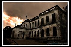 Diplomat Hotel, in Dominican Road- haunted place in Baguio City, Philippines