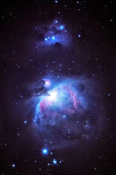 Google+ Orion nebula m42