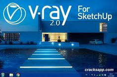 Vray 2.0 for Sketchup 2016 Crack + Activation Key Full Free. It is updated and is fully compatible with all operating system. Vist and get it now free.