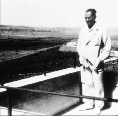 14 temmuz 1929 Gazi Orman Çiftliği Marmara Köşkü