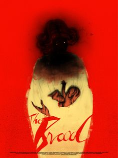 The Brood by Sam Wolfe Connelly. Visto en OMG Posters!