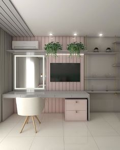 Cute Bedroom Ideas, Room Ideas Bedroom, Bedroom Decor, Home Room Design, Home Design Decor, Home Decor, Modern Room, Luxurious Bedrooms, House Rooms