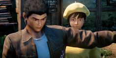 Shenmue 3's First Trailer Released https://link.crwd.fr/1ygs