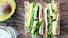 20 Healthy Sandwiches and Wraps for Weekday Lunch   StyleCaster