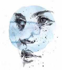 lesstalkmoreillustration: Агнес-Сесиль (Сильвия Пелиссеро) маленький кусочек 27 @ Агнес-Сесиль