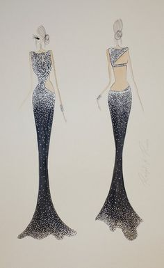 Ralph and Russo, Beyonce sketch