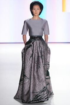 Carolina Herrera - Beautiful ball gown